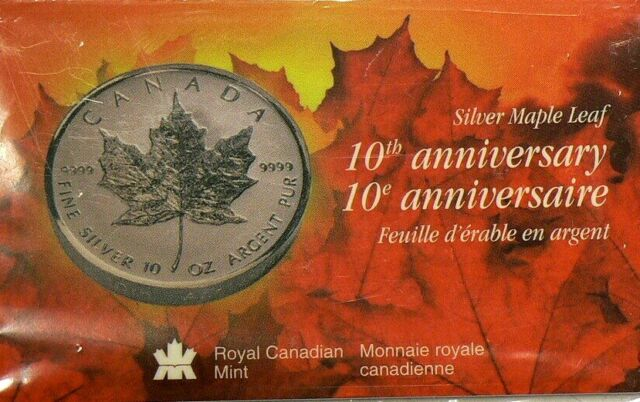 1999 Royal Canadian Mint Calling Card Sealed #3513