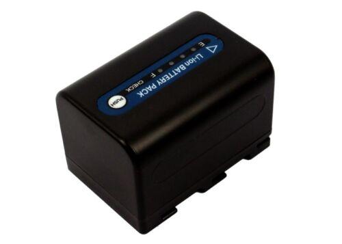 DCR-DVD300 cella di qualità DCR-PC330E BATTERIA PREMIUM per SONY HDR-HC1 /& HVR-A1
