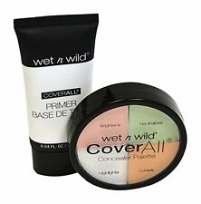 wet n wild Prime Time Cover All Face Primer and Correcting Palette