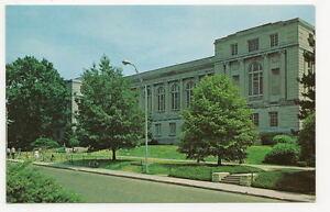 COLUMBIA-MO-University-Missouri-Library-Vtg-Postcard