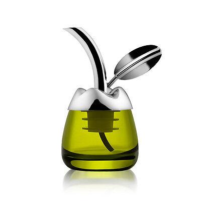 """Alessi """"Fior d'olio"""",degustaolio con tappo versatore"""