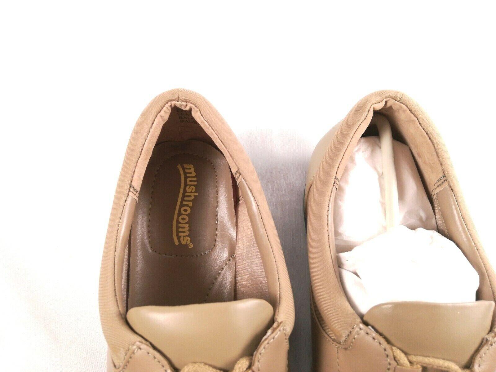 Vintage Mushrooms Women's Size 8M Brown Comfort Comfort Comfort 84890 ffa790
