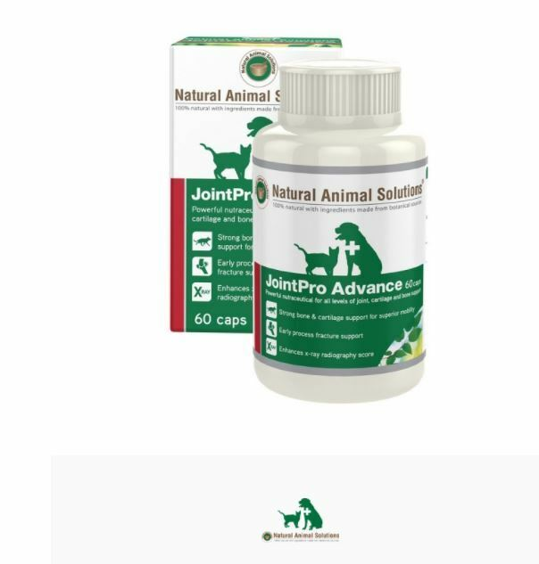 2 x 60 caps Natural Animal Solutions JOINTPRO Joint Pro Advance 120 capsules
