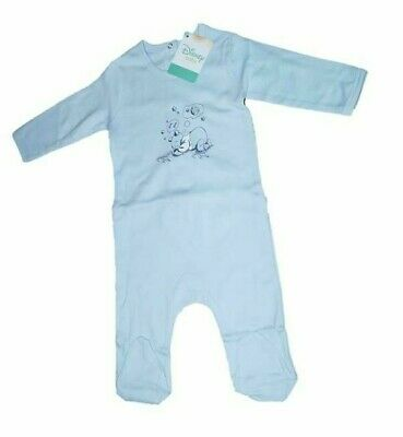 Mickey Mouse Sleepsuit Baby Boys Disney Babygrow T2TC645 BX33