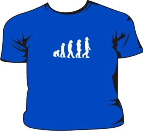 Evolution de l/'homme Kids T-shirt