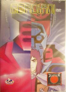 DVD-MANGA-VINTAGE-ROBOT-ANIME-GORDIAN-1-astro-gaiking-mazinger-shogun-warriors-x