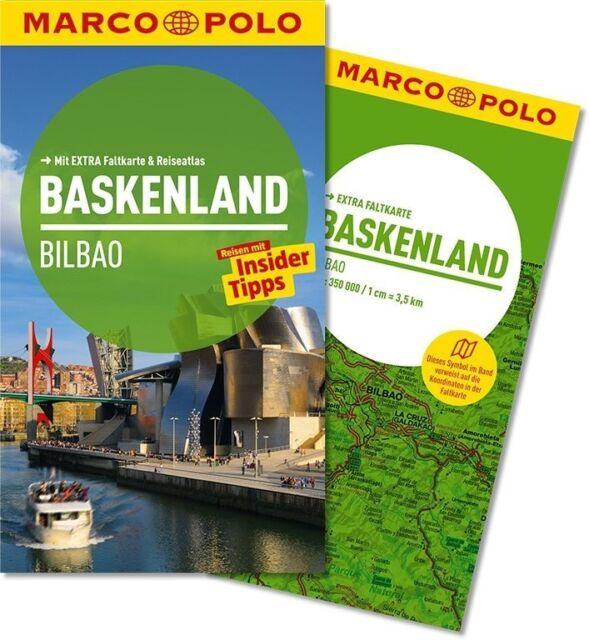 MARCO POLO Reiseführer BASKENLAND 2013 UNBENUTZT mit Karte statt 11,99 nur ...