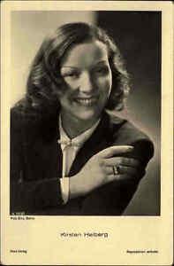 Kirsten-HEIBERG-Schauspielerin-Portraet-Kino-Buehne-Ross-Verlag-1930-Nr-3371-1