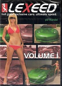 Lexeed-Hot-Girls-Exclusive-Cars-Ultimate-Speed-vol-1-Speeding-on-the-Auto