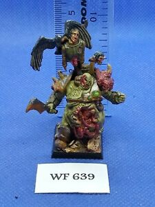 Warhammer-Fantasy-40K-Daemons-Heraldo-de-Nurgle-Pintado-Proxy-Metal-WF639