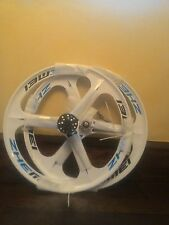 "26"" MTB Bike Mag Magnesium Wheels 3 spoke set rim wheelset"