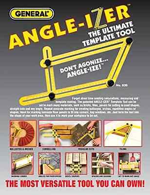 Angle-Izer Ultimate Per Mattonelle & Pavimento Dima Attrezzo