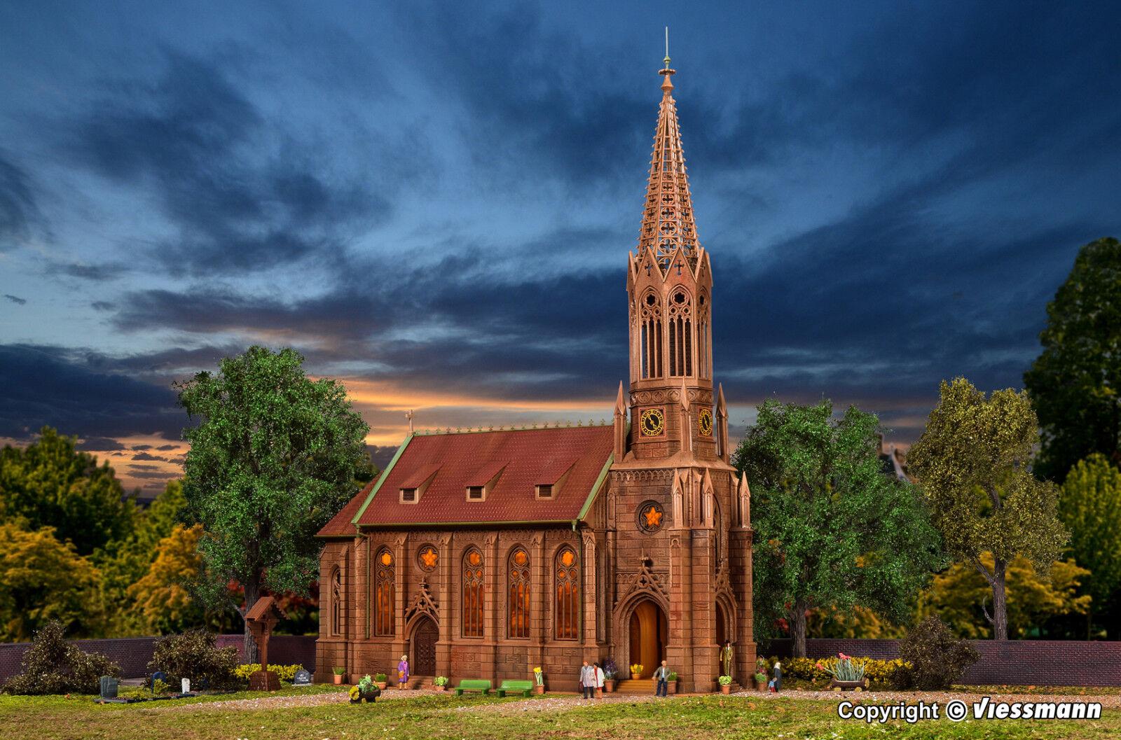 SH Vollmer 43739 ciudad iglesia stuttgart-Berg kit 3739