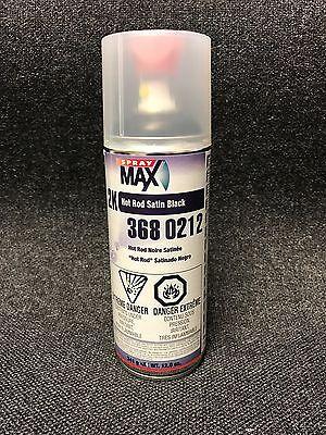 SprayMax 3684064, 2K Rapid Clear Coat