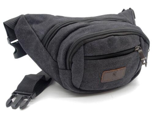 Bag belt canvas satchel banana cotton multi pocket