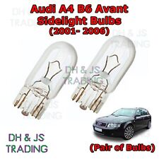 Pair LED Side Light Beam Parking 9 SMD Bulbs Canbus Fits Audi A6 C7 11-16