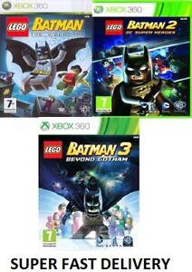 XBOX-360-LEGO-BATMAN-XBOX-360-assortiti-ottime-condizioni-consegna-super-veloce