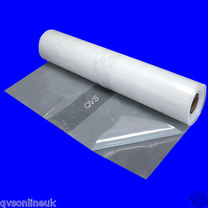 HEAVY-DUTY-CLEAR-POLYTHENE-4M-WIDE-SHEETING-Various-Lengths-1000-Gauge-Plastic