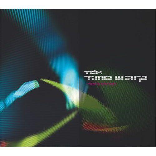 TIME WARP =Tiefschwarz= Dinky/Isolee/ICube/Hell..=2CD= TECHNO MINIMAL TECH HOUSE
