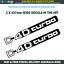 D4D-Turbo-Decals-237mm-Wide-for-Toyota-Prado-Diesel-Landcruiser-stickers-T011
