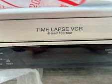 Toshiba Kv 7168a 24 Hour Time Lapse Security Vcr Video Cassette Recorder Player