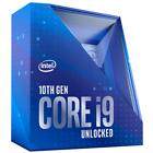 Intel CPU 10th Core i9 10900K 10 Cores/20 Threads 3.8/5.1Ghz LGA 1200 Processor