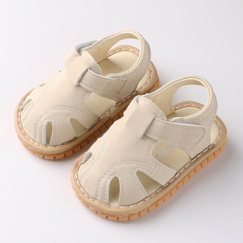 Baby Infant Girls Boys Roman Soft Sole Crib Shoes Sandals Newborn Sneakers Shoes
