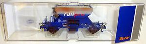 Roco-H0-75964-Schotterwagen-der-Railpro-034-gealtert-034-NEU-OVP