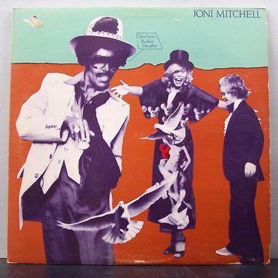 (o) Joni Mitchell - Don Juan's Reckless Daughter (2-LP, UK)