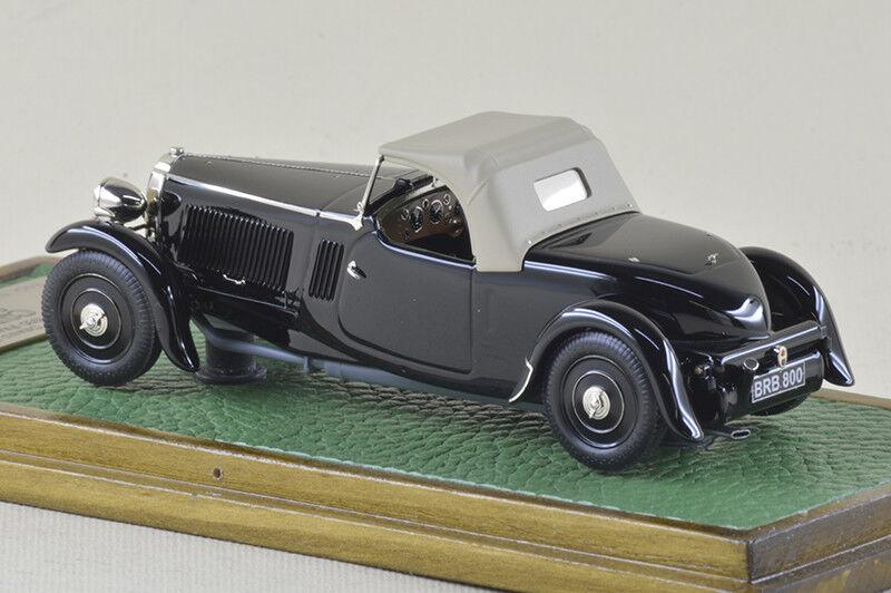 EMC EL008 Bugatti Type 57 Grand Raid Roadster 1935 ch. 57326 Frankreich Corsica