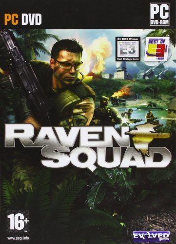 Raven Squad - PC DVD - New & Sealed