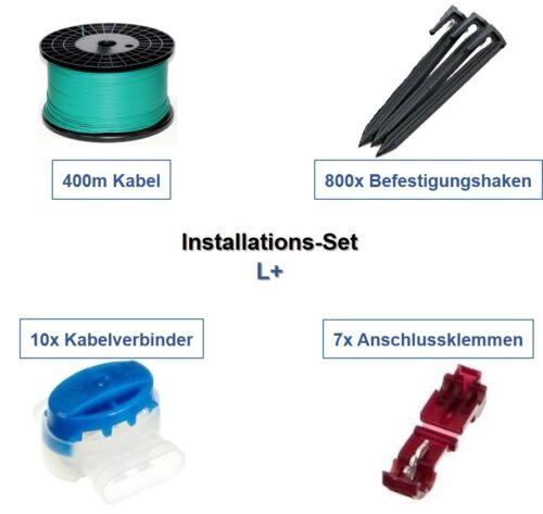 Installation Set L Stiga Autoclip 221 223 225 228 S Kabel Haken Verbinder Paket