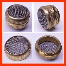 Ultrasonic Cleaner Basket Mini Small Parts Diamonds Holder Brass w Steel Mesh