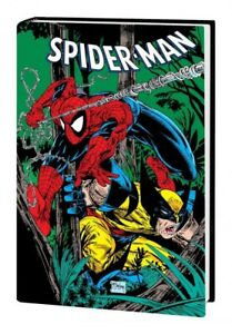 Marvel Comics 'Spider-Man by Todd McFarlane' HC Deluxe Omnibus Edition (2021)