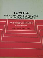 sainchargny.com Auto & Motorrad: Teile Automobilia Toyota SUPRA ...
