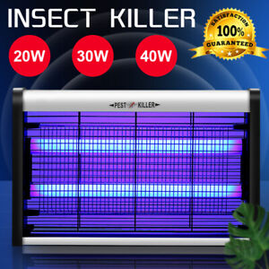 Electric-UV-Mosquito-Fly-Insect-Killer-Bug-Zapper-Trap-Lamp-Outdoor-Indoor-Light