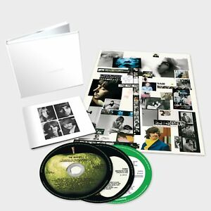 The-White-Album-50Th-Anniversary-Deluxe-Edition-Beatles-3-CD-Set-Sealed-New