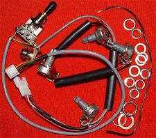 Guitar Parts Les Paul LP Wiring Harness Kit 2 Vol 2 Tone 3 Way Switch Mono Jack
