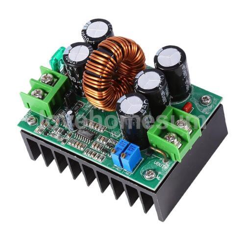 Boost DC DC Converter Netzteil Step up Modul 8V 60V zu 12V 80V 1200W