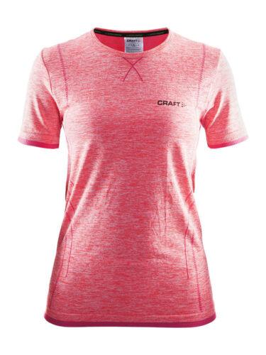 Craft KA-Shirt Active Comfort RN SS W crush Damen Funktionsunterwäsche T-Shirt