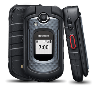Mint Unlocked Kyocera Duraxe E4710 8gb Black At Amp T Rugged