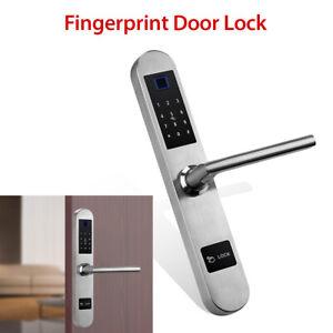 AQara S2 Smart Türschlösser Schlösser Fingerabdruck Türschloss Door Lock Key NEU