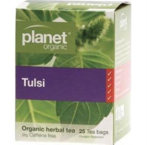 Planet Organic Herbal Tea tulsi