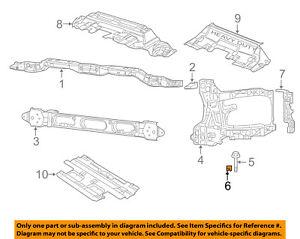 Radiator Support Upper Tie Bar for Dodge Ram 1500 Ram 2500 Ram 3500