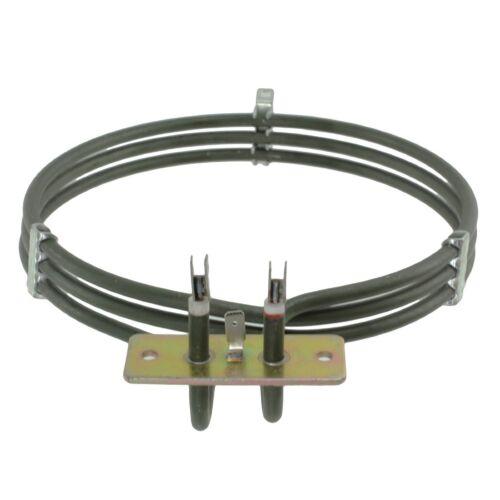 Élément Four Ventilateur pour Zanussi zbf860w 2000 watts