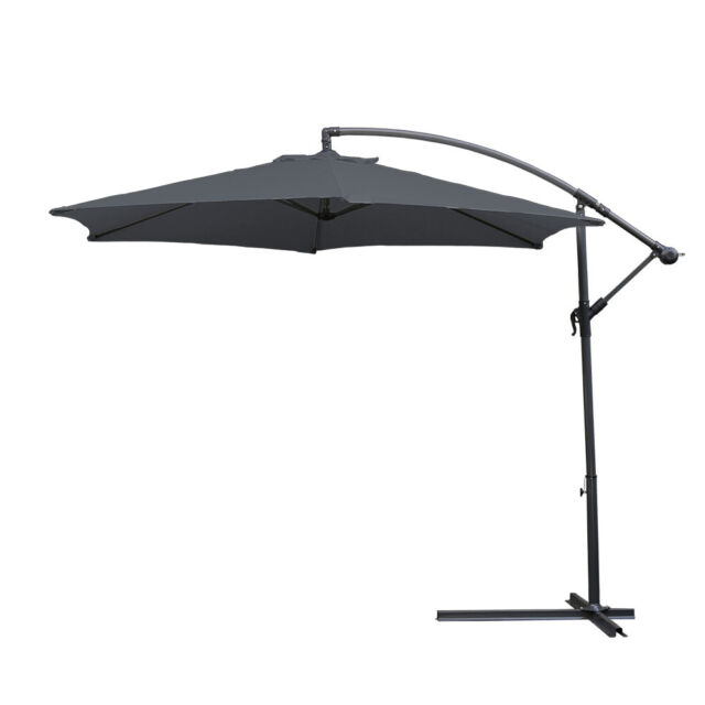 LED Solar Beleuchtung für Sonnenschirm Garten Schirm Ampelschirm 36 LEDs Schirm