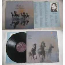 Bob Seger & The Silver Bullet Band - Against The Wind LP Pop Rock W/Innersleeve