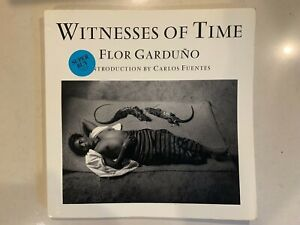 Witnesses-Of-Time-by-Flor-Garduno-PAPERBACK-Photography-Mexico