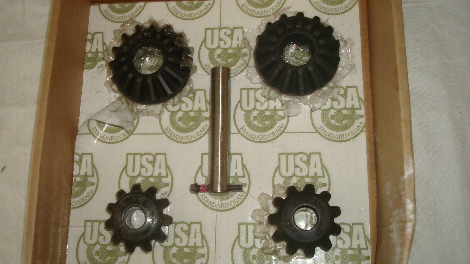 Spider Gear Set for GM 30-Spline 8.5 Differential USA Standard Gear ZIKGM8.5-S-30