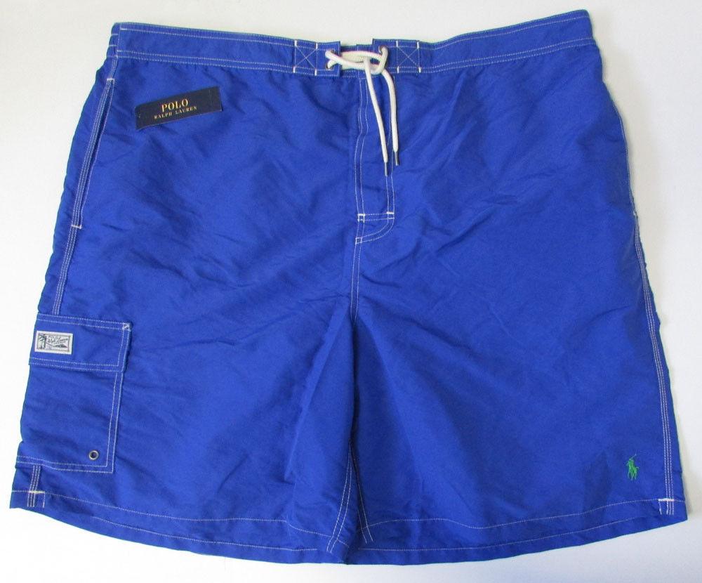NWT POLO Ralph Lauren Men's Swim Shorts Big Sizes 3XB 4XB